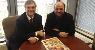 Un interviu incendiar cu seful Opozitiei oficiale din Quebec, deputatul Jean-Marc Fournier