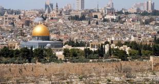 Ierusalim – orasul de pe dealurile Iudeii