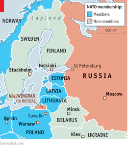 NATO membership north Europe