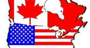Noi reglementari frontaliere SUA – Canada
