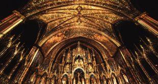 Bazilica Notre-Dame din Montreal si… AURA (VIDEO)