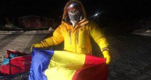 Romanul Tiberiu Useriu a invins a doua oara iadul alb: cistigator al ultramaratorului 6633 Arctic