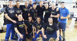 Echipa militarilor romani raniti in Afganistan si Irak, la Invinctus Games Toronto 2017