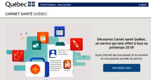 Quebec: Rezultatele testelor medicale vor fi disponibile online