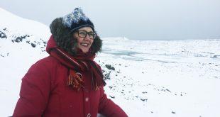 O scriitoare romanca in Marele Nord: Felicia Mihali