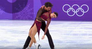 Un VIDEO de Valentine's Day: Spectacolul de AUR oferit de patinatorii Canadei