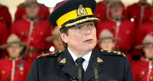 Premiera in istoria Canadei: o femeie la conducerea GRC