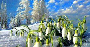 Traditii romanesti: 1 – 9 martie, Baba Dochia incepe sa-si dea jos cele noua cojoace
