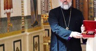 Moaste primite de Episcopia Canadei