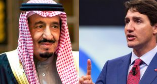 Escaladeaza conflictul diplomatic dintre Canada si Arabia Saudita