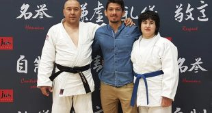 De la vicecampion national la judo in Romania, la shodan in Canada