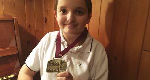 """Despre copiii romanilor din Canada: """"Bravissimo"""" cu aur la pian pentru Theodore Coza"""