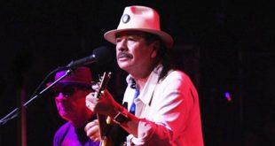 CARLOS SANTANA, concert si in CANADA pentru a marca 50 de ani de la prezenta sa la Woodstock
