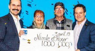 Un cuplu din Quebec a castigat 1 milion CAD la loterie, cu un bilet… uitat un an intr-o carte