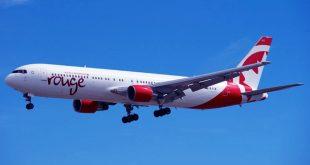 Zborurile Air Canada Rouge, vara 2019: de la Montreal sau Toronto spre Bucuresti si retur (program)