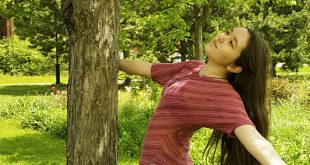 Despre copiii romanilor din Canada: Flavia, de la arte martiale la primii pasi spre arta literara
