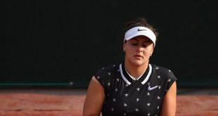 Bianca Andreescu, testata pozitiv Covid-19, rateaza turneul WTA de la Madrid